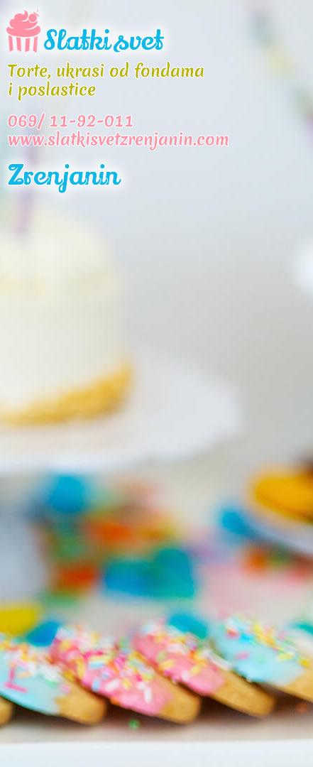 Torte Zrenjanin